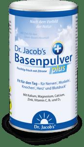 DR Jacob's Basenpulver Plus Angebot Gutschein